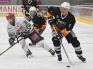 Eishockey: Mini-Trost für das Mini-Team