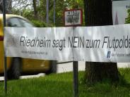 Riedheim: Entwässerungsgraben und Flutpolder beschäftigen die Riedheimer