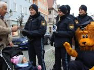 Kreis Günzburg: Die Polizei rät: Beim kleinsten Verdacht den Notruf 110 wählen