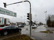 Günzburg: Beinahe-Crash endet im Gefängnis