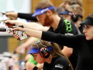 Luftpistole-Bundesliga: Volltreffer mit dramatischen Momenten