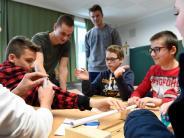 Burgau: Brückenbauer für die Technik