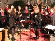 Konzert: Junger Gospelchor in altehrwürdigen Mauern