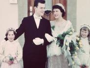 Diamantene Hochzeit: Erste Begegnung im Friseursalon