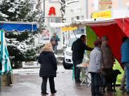 Leipheim: Frischer Wind auf dem Wochenmarkt