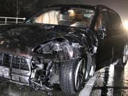 A8: Technik auf der Autobahn soll Unfälle vermeiden