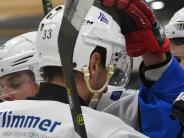Eishockey-Landesliga: Das Häuflein Eisbären spricht sich Mut zu