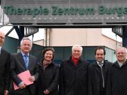 Burgau: Das Therapiezentrum gehört jetzt zu den Bezirkskliniken