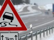 Kreis Günzburg: Unfälle mit sieben Fahrzeugen auf der A8