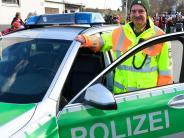 Burgau: Letzter Faschings-Einsatz für Burgauer Polizisten