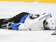Eishockey: Die Eisbären am Boden