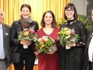 Günzburg: Der Landkreispreis ist fest in Frauenhand
