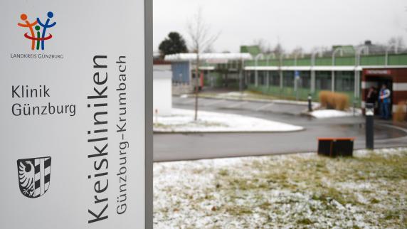 Günzburg: Operationen abgesagt: Grippewelle legt Klinik zum Teil lahm