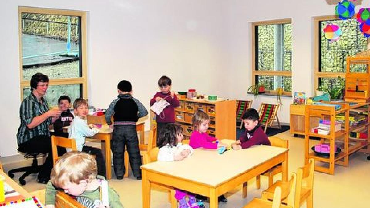 Im neuen kinderhaus zieht leben ein   nachrichten günzburg ...