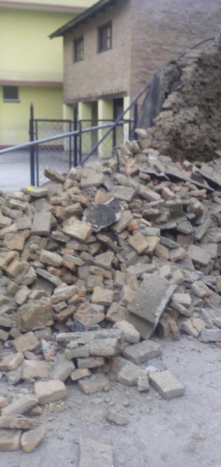 erdbebenkatastrophe heilig geist hilft nepal nachrichten g nzburg augsburger allgemeine. Black Bedroom Furniture Sets. Home Design Ideas