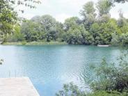 Illertissen: Der Vöhringer Badesee: Mühlbach inklusive