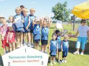 Abenteuersportfest: Die Kleinen groß im Kommen