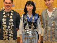Schießsport: Florian Henke, Doris Hörmann und Niko Weichmann sind Könige
