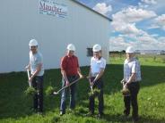 Wirtschaft: Metzgerei Maucher erweitert Produktionsstätte
