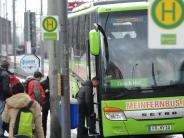 Verkehr: Fernbusse suchen Halt in Neu-Ulm