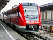 Illertissen: Die Bahn kommt, aber mit nur einem Waggon