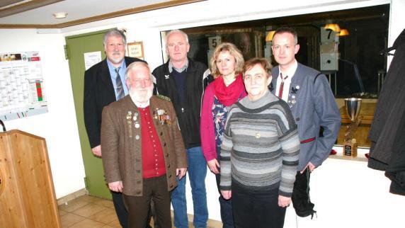 Versammlung: Schützenverein Pfeil feiert sportliche Erfolge - Augsburger Allgemeine