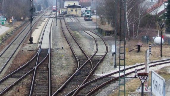 Schiene: Einsatz für zweigleisigen Ausbau zeigt erste Erfolge - Augsburger Allgemeine
