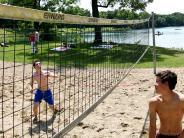 Illertissen: Ein Beachvolleyball-Platz für die Stadt