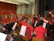 Festhalle: Drei Generationen in Harmonie vereint