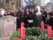 Advent: Imposante Klänge in der Kirche