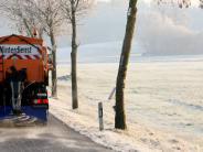 Landkreis: Jetzt nimmt der Winter Fahrt auf