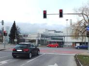 Vöhringen: Ärger über zu lange Wartezeiten an der Ampel