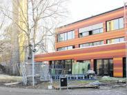Baustelle: Schulsanierung wohl schon Ende des Jahres abgeschlossen