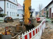 Osterberg: Bauprojekte erhöhen den Schuldenstand