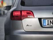 Bellenberg: Unbekannte stehlen teuren Audi von Firmenhof