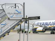 Allgäu Airport: Diese Ziele fliegt Ryanair künftig ab Memmingen an