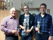 Schach: Erfolgreiche Sieger