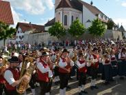 Bezirksmusikfest: Hymne an die Freundschaft und viel Applaus