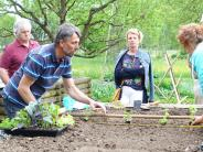 Weißenhorn: Ein Hoch auf das Gartenglück