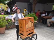 Gedichte und Musik: Poetentreffen mit schwäbischem Vokabeltest