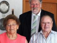Vöhringen: Seit 60 Jahren ein glückliches Paar