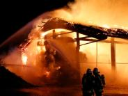 Illerberg-Thal: Feuerwehr zapft zu schwache Hydranten an