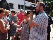 Altenstadt: Fernsehteam dreht in Altenstadt