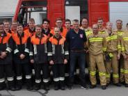 Feuerwehr: Länderübergreifende Kameradschaft