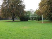 Babenhausen: Mehrzweckhalle: Bezirk kann jetzt die Bagger anrollen lassen
