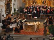 Kirchhaslach: Musik zu Ehren Marias