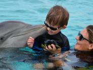 Illerrieden: Tanzen für Niclas: Eltern wollen ihrem Sohn Delfin-Therapie ermöglichen