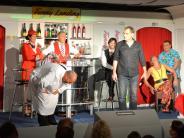 Kirchhaslach: Fliegendes Theater mit Turbulenzen