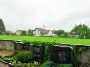 Kellmünz: Startschuss für Wohngebiet am Friedhof