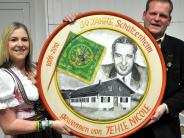 Fest: Hubertus-Schützen feiern 50. Geburtstag ihres Domizils